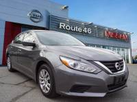 Certified Used 2016 Nissan Altima 2.5 Sedan in Totowa