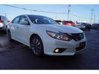 Certified Used 2017 Nissan Altima 2.5 SV Sedan in Totowa