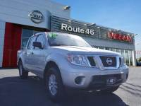 Certified Used 2018 Nissan Frontier SV Truck Crew Cab in Totowa