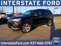 Used 2018 Ford Explorer Limited SUV 6-Cylinder SMPI Turbocharged DOHC in Miamisburg, OH