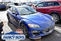 PRE-OWNED 2010 MAZDA RX-8 RWD 4D COUPE