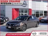 Certified Pre-Owned 2015 Nissan Altima 2.5 S FWD 4dr Car