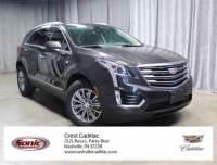 Courtesy Transportation Vehicle 2018 Cadillac XT5 FWD 4dr Luxury