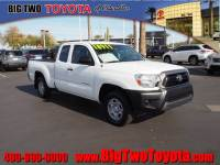 Certified Pre Owned 2015 Toyota Tacoma Base 4x2 Base Access Cab 6.1 ft SB 4A for Sale in Chandler and Phoenix Metro Area