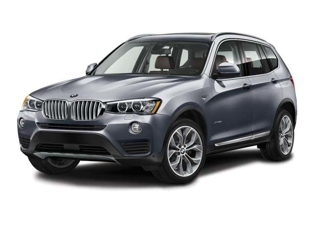 Photo Used 2016 BMW X3 xDrive28i for Sale in Medford, OR