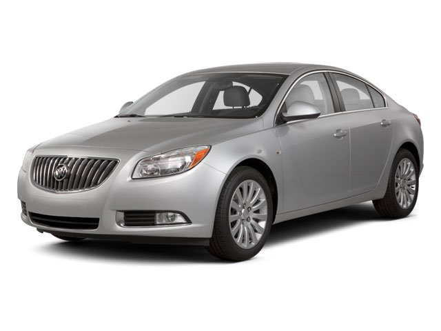 Photo Pre-Owned 2012 Buick Regal Turbo Premium 2 FWD 4dr Car