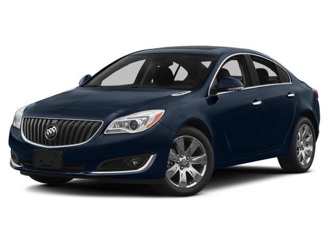 Photo Pre-Owned 2016 Buick Regal Base in Schaumburg, IL, Near Palatine
