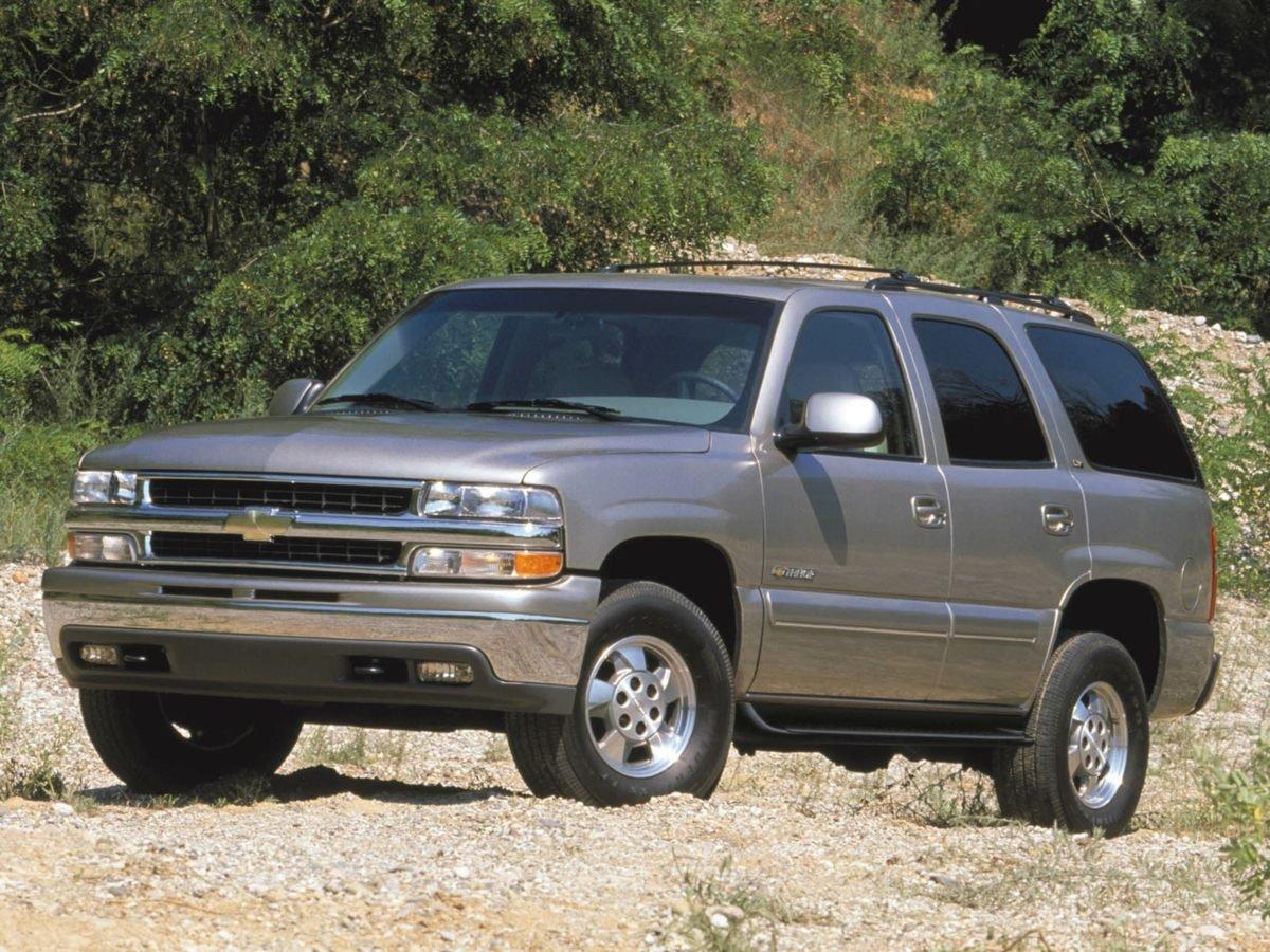 Photo Pre-Owned 2003 Chevrolet Z71 Tahoe