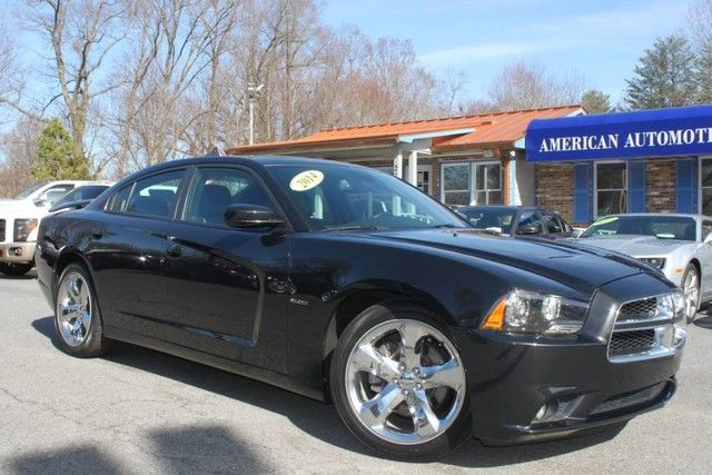 Photo 2014 Dodge Charger RT Plus