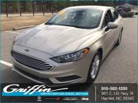 2018 Ford Fusion SE Sedan Rockingham, NC