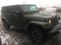 Used 2015 Jeep Wrangler Unlimited Rubicon 4x4 SUV in Toledo