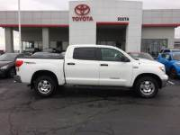 Pre Owned 2013 Toyota Tundra 4WD Truck 4WD CrewMax Short Bed 5.7L (Natl)
