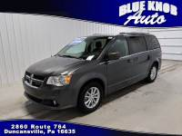 2018 Dodge Grand Caravan SXT Passenger Van in Duncansville | Serving Altoona, Ebensburg, Huntingdon, and Hollidaysburg PA