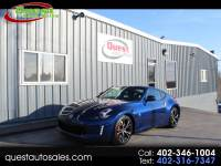 2018 Nissan 370Z Coupe Sport Manual