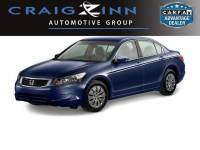 Pre Owned 2009 Honda Accord Sedan LX Automatic VIN1HGCP26399A027891 Stock Number9269302