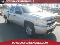 Pre-Owned 2008 Chevrolet Silverado 1500 Truck Crew Cab in Greenville SC