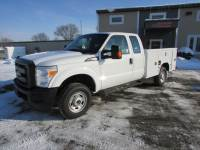 Used 2013 Ford F-350 4x4 Service Utility Truck