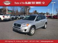 Used 2011 Toyota RAV4 FWD 4dr 4-cyl 4-Spd AT
