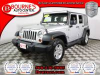 2012 Jeep Wrangler Unlimited 4WD Sport