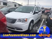 2015 Chrysler Town & Country Limited Minivan/Van FWD
