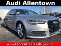 Used 2016 Audi A6 3.0T Premium Plus For Sale in Allentown, PA