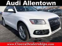 Used 2017 Audi Q5 2.0T Premium For Sale in Allentown, PA
