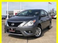 2018 Nissan Versa 1.6 SV w/Specialedition Sedan