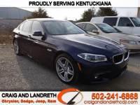 2014 BMW 5 Series 4dr Sdn 535i RWD