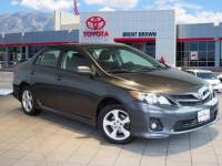 Pre-Owned 2011 Toyota Corolla S FWD 4dr Car