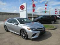 Used 2018 Toyota Camry SE Sedan FWD For Sale in Houston