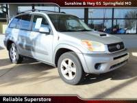 2004 Toyota RAV4 Base SUV FWD For Sale in Springfield Missouri