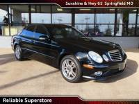 2009 Mercedes-Benz E-Class E 350 Sedan 4MATIC® For Sale in Springfield Missouri