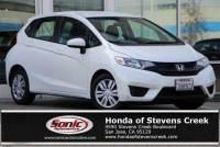 Pre-Owned 2017 Honda Fit LX CVT