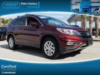Certified 2015 Honda CR-V EX-L SUV in Jacksonville FL