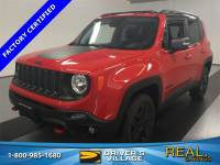 Used 2018 Jeep Renegade For Sale at Burdick Nissan | VIN: ZACCJBCB9JPH08293