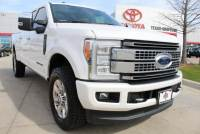 2017 Ford F-250SD Platinum Truck 4WD