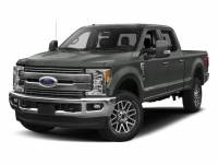 2017 Ford F-250 Lariat Truck Crew Cab Power Stroke V8 DI 32V OHV Turbodiesel