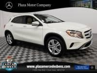 Certified 2016 Mercedes-Benz GLA GLA 250 4MATIC GLA 250 in Creve Coeur MO