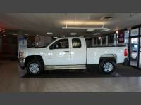 2013 Chevrolet Silverado 2500 Work Truck 4dr Extended Cab for sale in Cincinnati OH