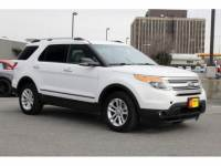 Certified 2015 Ford Explorer XLT SUV V-6 cyl in Marlow Heights, MD