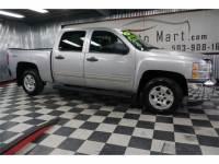 2012 Chevrolet Silverado 1500 LT Crew Cab 4X4 *ONLY 34K MILES!* CALL!