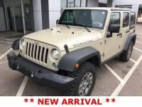 2017 Jeep Wrangler JK Unlimited Rubicon 4x4 SUV in Denver