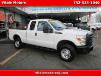 2011 Ford F-250 SD SUPER CAB 4X4 6' BED
