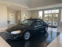 2005 Chrysler Sebring Convertible Low Miles Limited