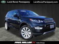 2018 Land Rover Discovery Sport HSE Luxury HSE Luxury 4WD in Parsippany