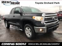 2017 Toyota Tundra SR5 Truck Double Cab