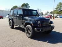 2016 Jeep Wrangler JK Unlimited Sahara 4x4 SUV in Norfolk