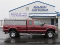 Used 2006 Ford F-250 XL 4x4 Super Cab 158 in. WB SRW Extended Cab Truck For Sale Bend, OR