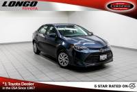 Certified Used 2018 Toyota Corolla LE CVT in El Monte