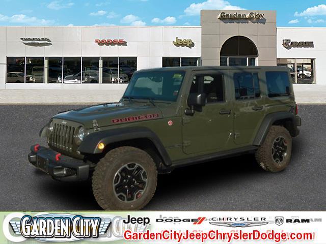 Photo Certified Used 2016 Jeep Wrangler Unlimited Rubicon Hard Rock 4WD Rubicon Hard Rock For Sale  Hempstead, Long Island, NY